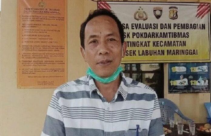 Marsan Plt Kepala Disdikbud Lampung Timur