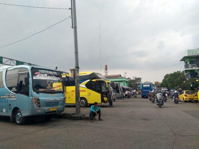 terminal Kota Bekasi